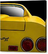Ferrari Dino Canvas Print