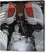 Ferrari Testerosa Canvas Print