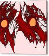Fibroblasts, Lm Canvas Print