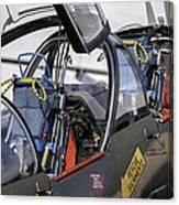 Fighter Jet. Canvas Print