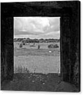 Framed Irish Landscape Canvas Print