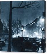 France Paris, C1920 Canvas Print