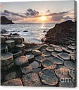 Giant's Causeway 2 Canvas Print