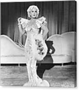 Go West Young Man, Mae West, 1936 Canvas Print