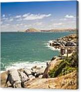 Granite Island Canvas Print
