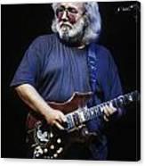 Grateful Dead - Jerry Garcia Canvas Print