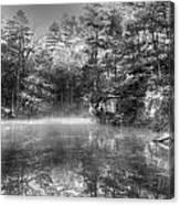 Gunner Pool Canvas Print