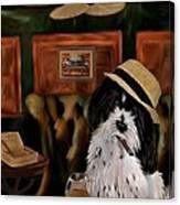 Havanese Canvas Print