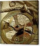 .historical Navigation Canvas Print