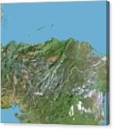 Honduras Canvas Print