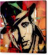Humphrey Bogart Collection Canvas Print
