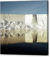 Iceberg Ross Sea Antarctica Canvas Print