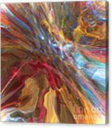 If Blessings Were Colors Canvas Print