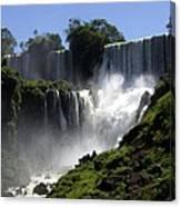 Iguassu Falls Canvas Print