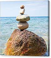 In Balance Canvas Print