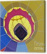 In The Middle Canvas Print