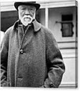 Industrialist Andrew Carnegie Canvas Print