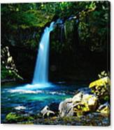 Ironhead Falls Canvas Print