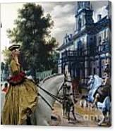 Italian Greyhound Art Canvas Print  Canvas Print