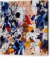 Jaco's Blues Canvas Print