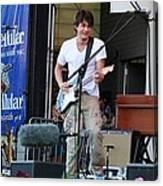 John Mayer And Robbie Mcintosh  Taste Of Chicago Canvas Print