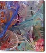 Jungle Bird Canvas Print