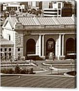 Kansas City - Union Station Canvas Print