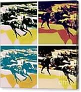 Kentucky Derby Canvas Print