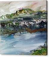 Kern River Canvas Print