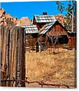 Keys Ranch Canvas Print