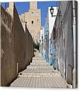 Khalaf Al-fata Lighthouse Canvas Print