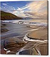 Kinnard Beach Canvas Print