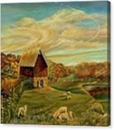 Kookaree Canvas Print