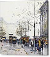 La Madeleine Paris Canvas Print