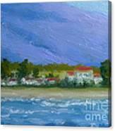 Lahaina Shore Canvas Print