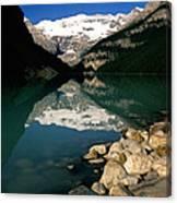 Lake Louise Iv Canvas Print