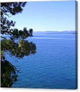 Lake Tahoe 2 Canvas Print