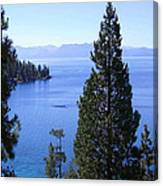 Lake Tahoe 4 Canvas Print