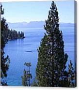 Lake Tahoe 4 Canvas Print
