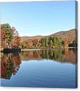 Lake Tamarack  Canvas Print