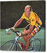 Laurent Fignon  Canvas Print