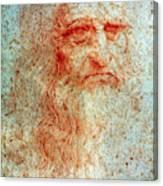 Leonardo Da Vinci (1452-1519) Canvas Print