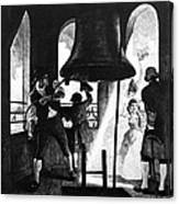 Liberty Bell, 1776 Canvas Print