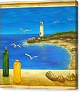 Lighthouse View Canvas Print