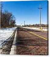Lincoln Highway Canvas Print