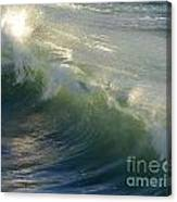 Linda Mar Beach - Northern California Canvas Print