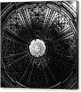 Looking Up Siena Cathedral 2 Canvas Print