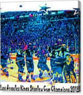 Los Angeles Kings Canvas Print