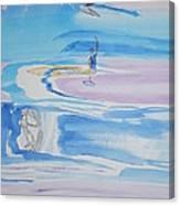 Los Serfers Canvas Print