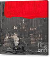 Love And Shadow Abstract Canvas Print
